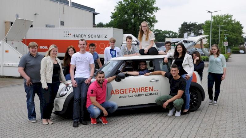 Ausbildung bei Hardy Schmitz