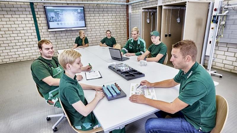 Beermann-Ausbildungswerkstatt