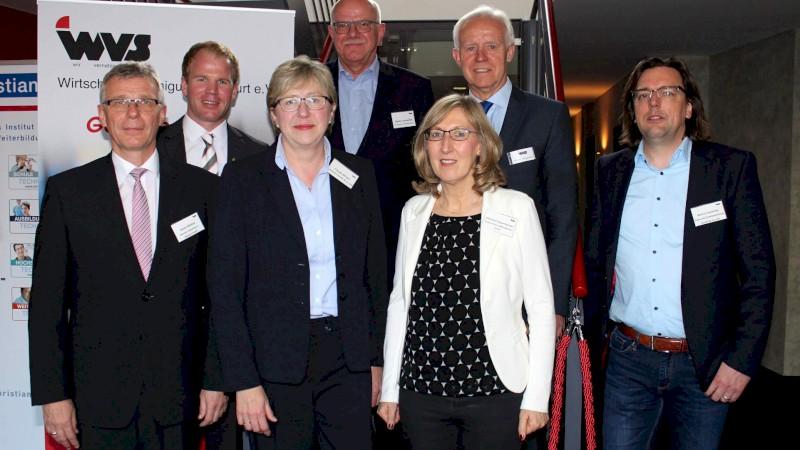 Der WVS-Vorstand
