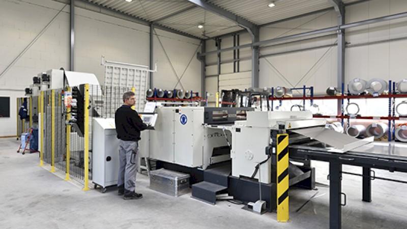 Blechbearbeitung Borgel Umformtechnik