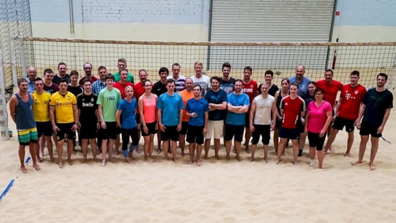 NFT-ativ - Sportliche Teamaktion