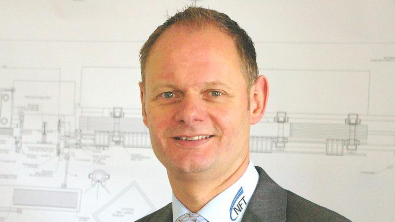 Dipl.-Ing. (FH) Frank Haacks, Geschäftsführer