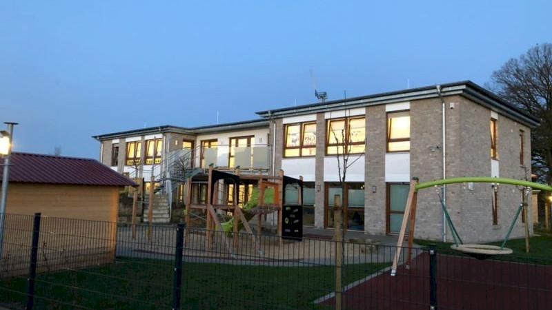Eine von 20 Kinderland-Einrichtungen